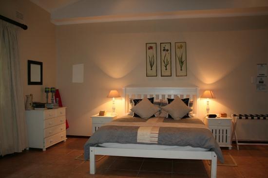 Zinkwazi Beach, Sydafrika: Cottage 1 Main Bedroom