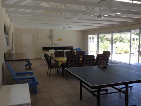 Zinkwazi Beach, Sydafrika: Entertainment Area