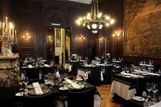 Club del Progreso Restaurante