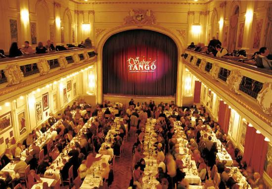 Sabor a Tango Traditional Dinner Show