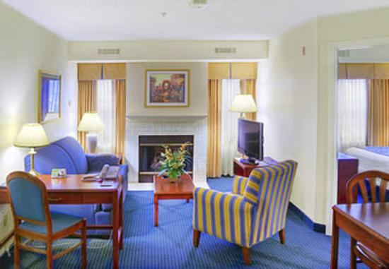 Residence Inn Charlotte South at I-77/Tyvola Road: Two-Bedroom Suite