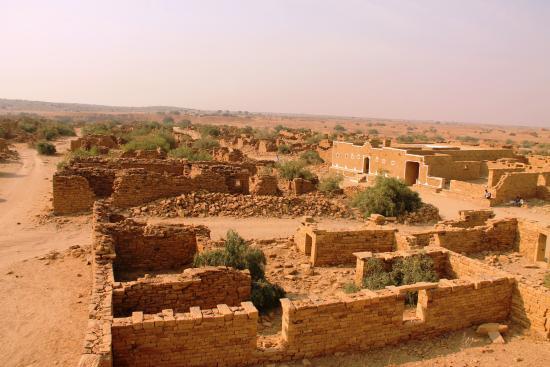 Image result for 5. Kuldhara Village