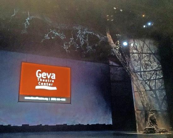 Geva Theatre Center: GEVA Wilson Mainstage