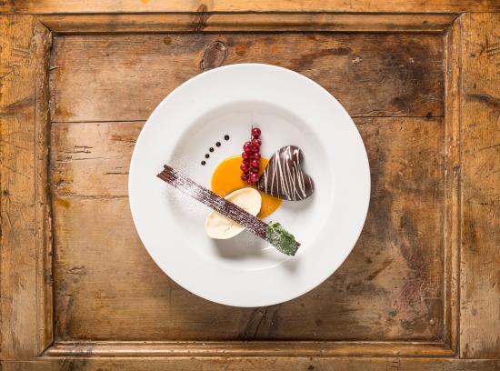 Hotel Post: Dessert