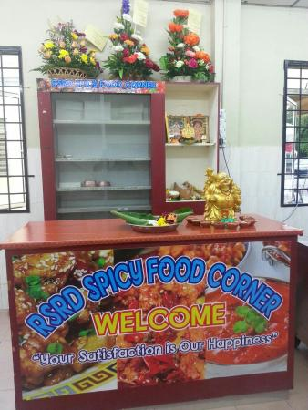 Rsrd Spicy Food Corner