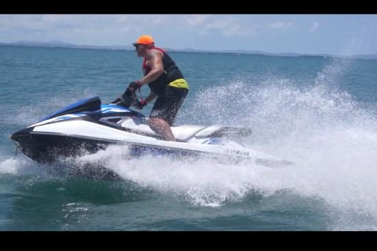 Evolution Fiji: Yamaha 2016 State of the Art Jet Skis