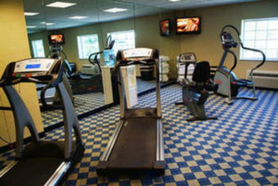 Worthington, Ohio: Health Club E