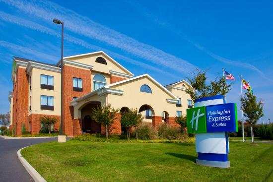 Welcome to the Holiday Inn Express Chestertown, MD