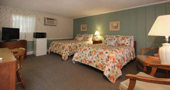 Beach N Towne Motel : Beds