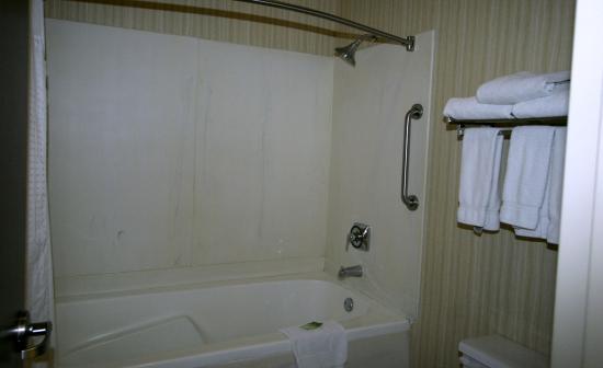 American Fork, Utah: Jacuzzi Suite Bathroom