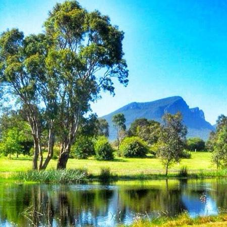 Dunkeld, Australia: Lovely views