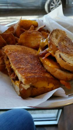 AJ's Gourmet Grilled Cheese Shop