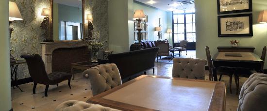 Hotel de la Treille: Salon