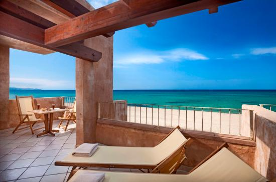 Terrazza Suite Hotel La Duna Bianca - Bild von Resort & Spa Le Dune ...