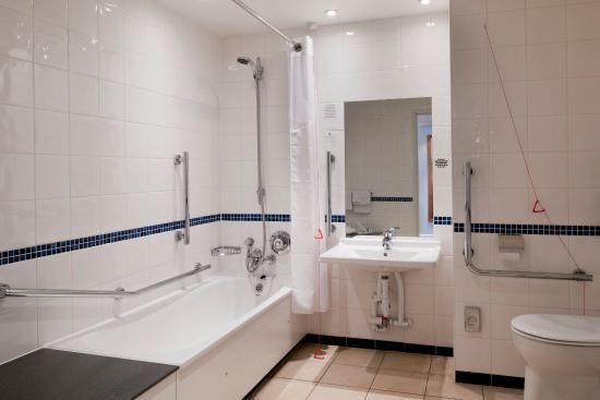 Ossett, UK: Double Bed Guest Room