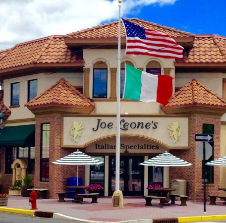Joe Leone's Italian Specialties: Exterior of Point Pleasant Beach Store