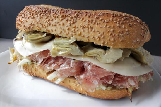 Joe Leone's Italian Specialties: Made to Order Gourmet Sandwiches