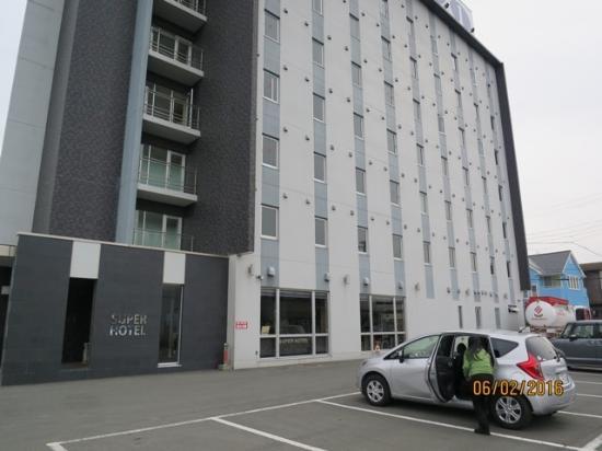 Super Hotel Gotenba
