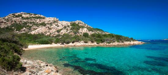 Hotel Capo D'Orso Thalasso & Spa: Spiaggia Cala Selvaggia