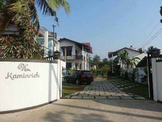 Kaminrich (Matara, Sri Lanka) - Hotel - anmeldelser - sammenligning af priser - TripAdvisor