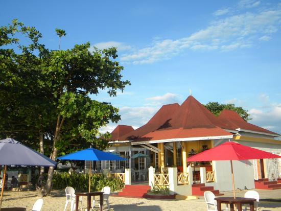 Coral Seas Garden : Beach Bar