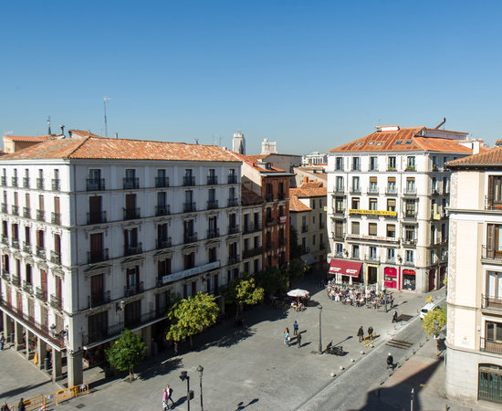 Hotel Plaza Mayor Updated 2018 Reviews Price