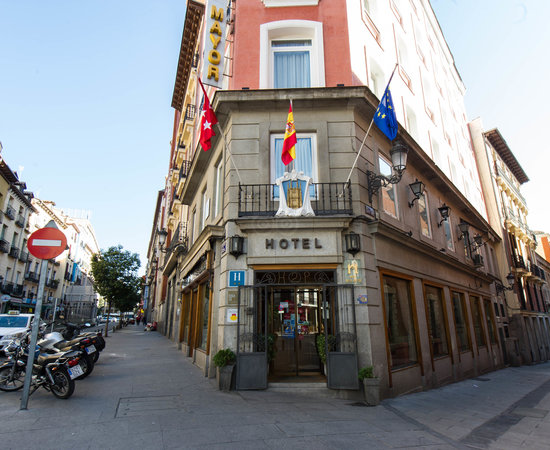 Hotel plaza mayor updated 2018 prices reviews madrid for Hotel mayor madrid