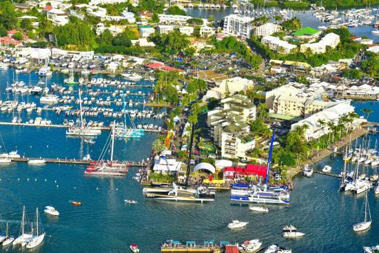 Canella Beach Hotel-Restaurant : Route du Rhum 2015