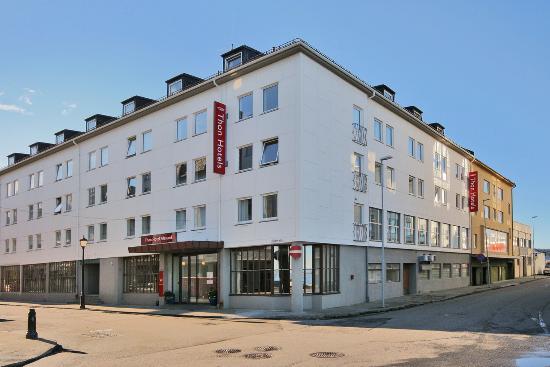 Thon Hotel Aalesund: Facade