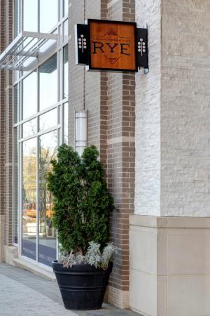 Raleigh Marriott City Center: Rye Interior