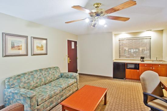 Holiday Inn Express Hotel & Suites Covington: Suite