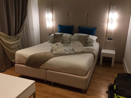 le lit picture of residenza argentina rome tripadvisor rh tripadvisor com