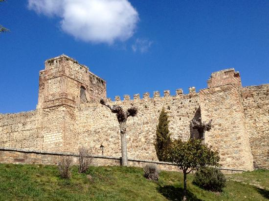 El Castillo de Buitrago de Lozoya