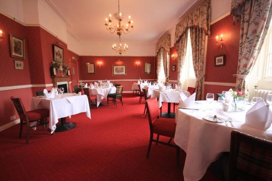 The Worsley Arms Hotel: Our Restaurant