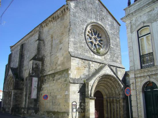 Church of Sao Joao de Alporao