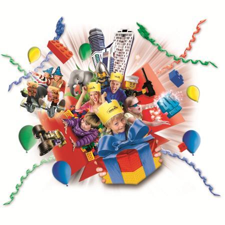 Concord, Kanada: LEGO themed birthday parties!