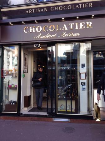 Chocolaterie Audinot