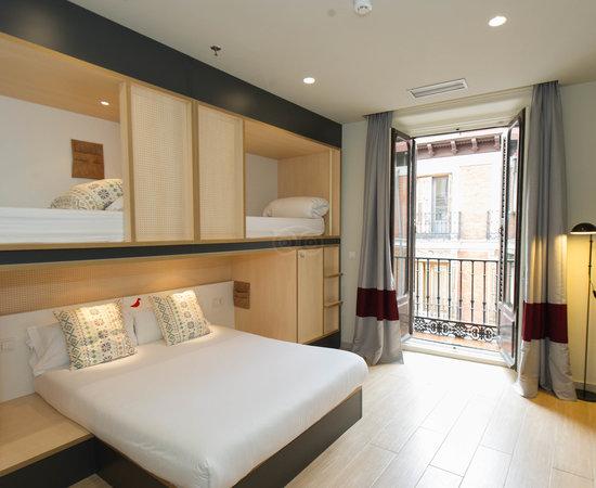 Toc Hostel Madrid Madrid Spanya Pansiyon Yorumlar