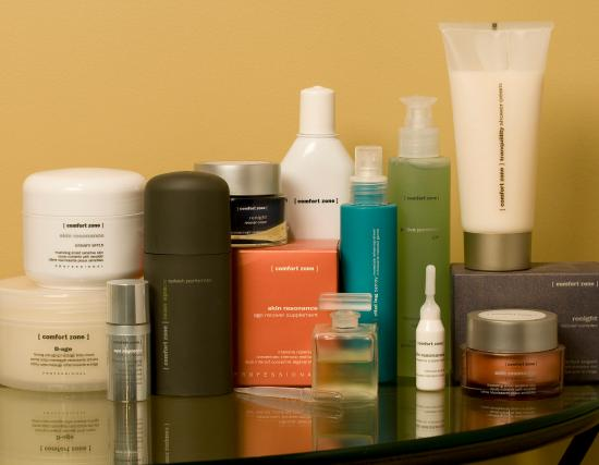 Clearwater Suite Hotel: Stillbrook Spa - Products