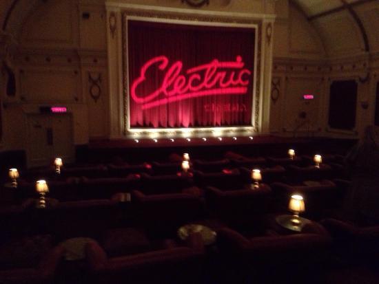Electric Cinema, Portobello Road
