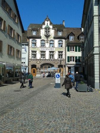 Restaurant Feldschlosschen am Rhein
