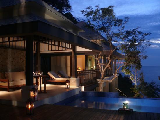 Banyan Tree Cabo Marques: Bay View Pool Villa