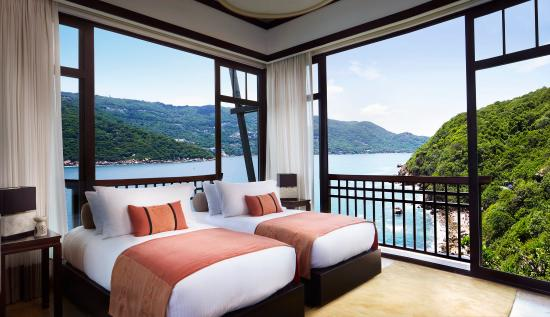 Banyan Tree Cabo Marques: Ocean View Two Bedroom Pool Villa