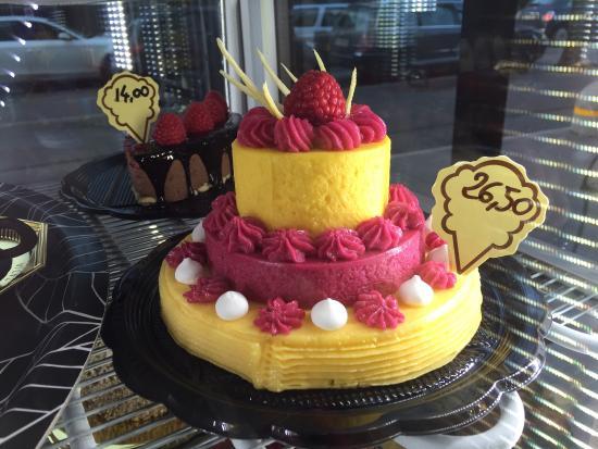 La Boutique Del Gelato: Torta gelato 👍👍👍