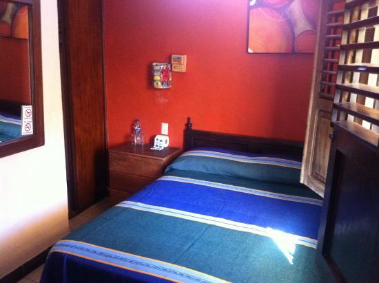 Hotel Villa Del Mar: Pieza simple sin balcón