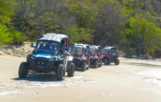 Tola, Nicaragua: ATV tours