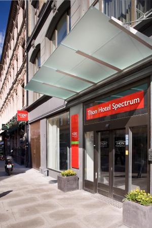 Thon Hotel Spectrum: Facade