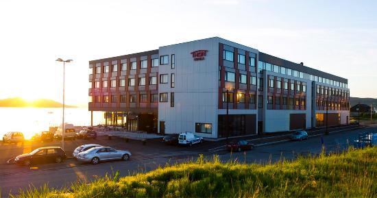 Thon Hotel Kirkenes: Facade
