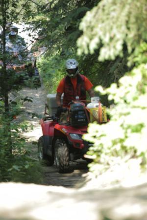 Copper Point Resort : ATV Tour Leader