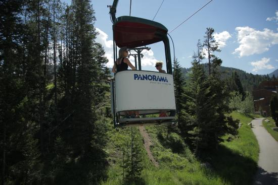 Copper Point Resort : Panorama Lift